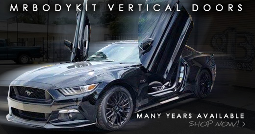 Mrbodykit Com The Most Diverse Mustang Bodykits And Mustang